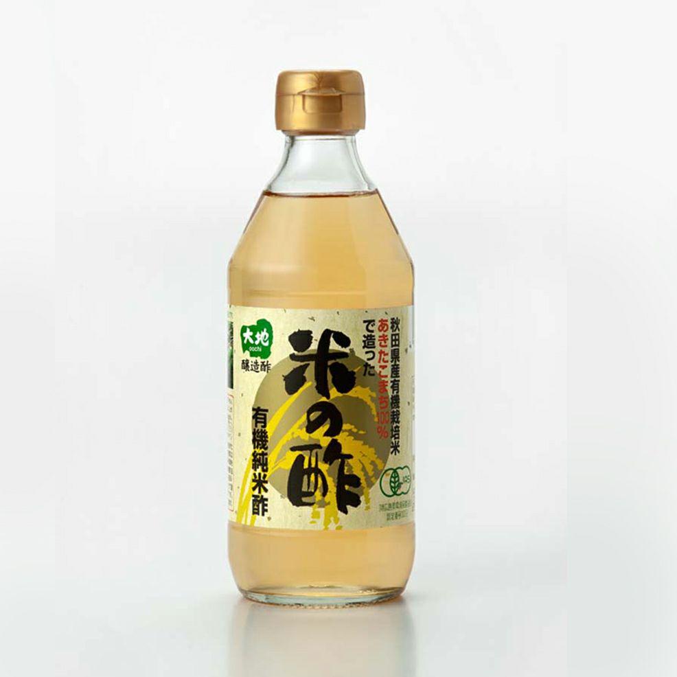 米の酢(4ヶ月半熟成)
